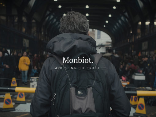 Monbiot: A We Animals Media Short Film by Alex Lockwood